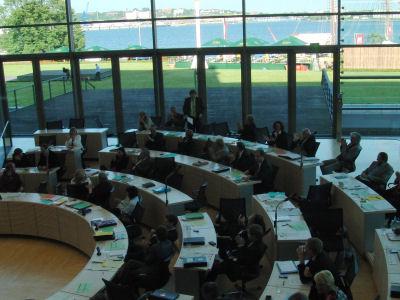 Foto: Landtagsplenum