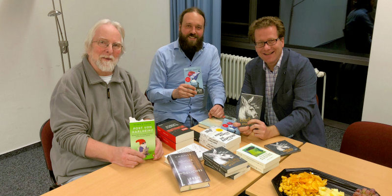 Foto: Lauterbach, Rakow, Habersaat
