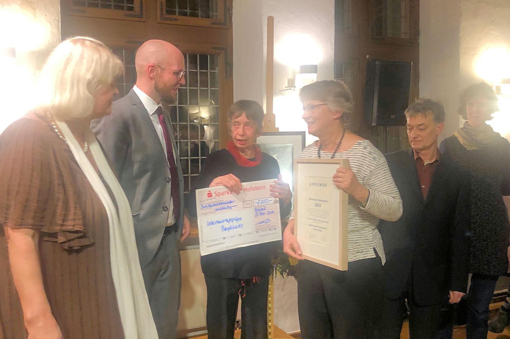 Olof-Palme-Friedenspreis 2019
