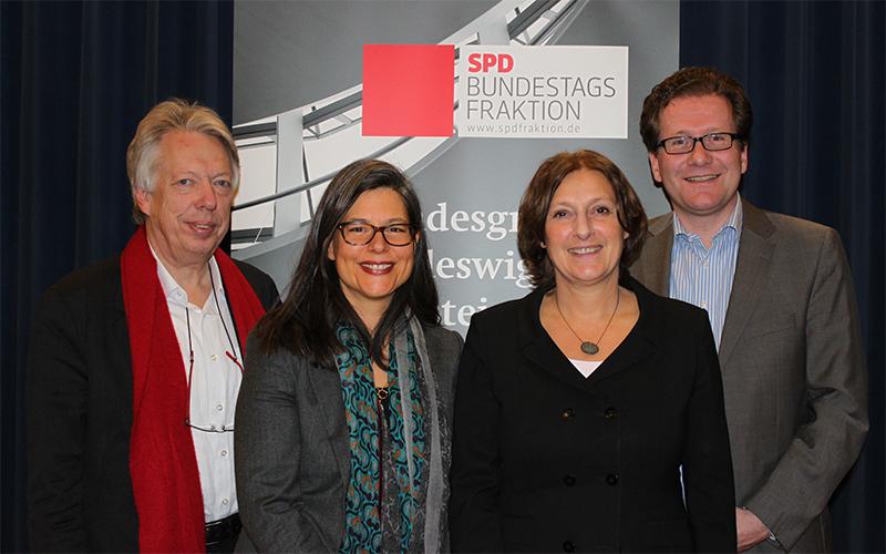 Foto: Rossmann, Scheer, Ernst, Habersaat