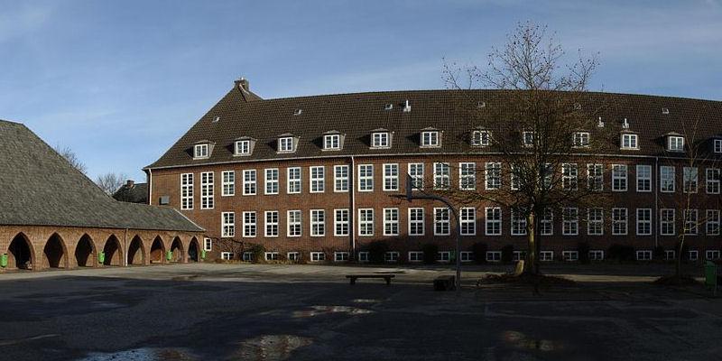 Foto: Gymnasium Sachsenwaldschule in Reinbek