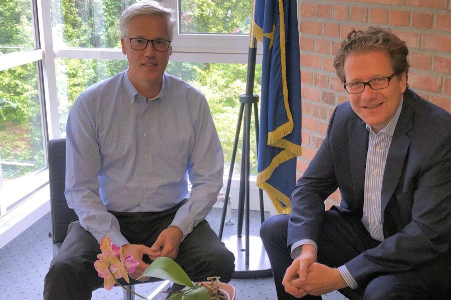 Foto: Rainhard Zug und Martin Habersaat 2019