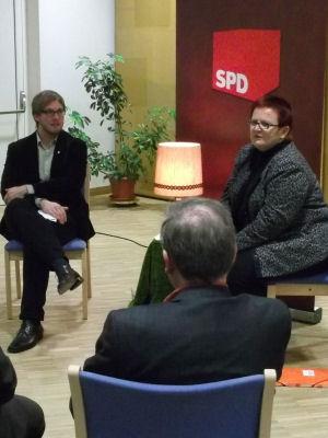Foto: Elke Ferne und Tobias von Pein