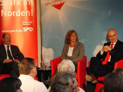 Foto: Scholz - Danhier - Albig
